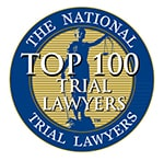 icon top 100 trial lawyers